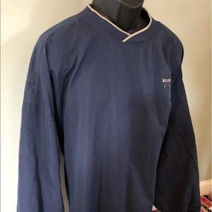 Vintage Jackets & Coats - 90s Big Dogs Golf Windbreaker Jacket Coat Pullover